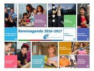 Kennisagenda 2016–2017