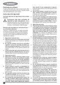 BlackandDecker Sega Circolare- Ks1500l - Type 2 - Instruction Manual (Romania) - Page 4