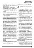 BlackandDecker Sega Circolare- Ks1500l - Type 2 - Instruction Manual (Romania) - Page 5
