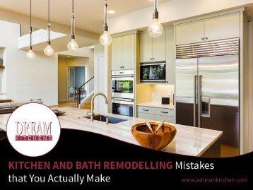 Kitchen Renovation in Massachusetts - Mistakes to Avoid