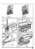 BlackandDecker Maschera Da Taglio- Ks950sl - Type 1 - Instruction Manual (Europeo Orientale) - Page 3