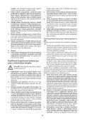 BlackandDecker Sega Circolare- Ks1500l - Type 1 - Instruction Manual (Czech) - Page 5