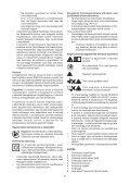 BlackandDecker Maschera Da Taglio- Ks850s - Type 1 - Instruction Manual (Ungheria) - Page 7