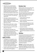 BlackandDecker Trapano Percuss Rot- Kd750 - Type 1 - Instruction Manual (Inglese - Arabo) - Page 6