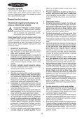 BlackandDecker Martello Ruotante- Kd860 - Type 1 - Instruction Manual (Slovacco) - Page 4