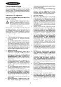 BlackandDecker Martello Ruotante- Kd885 - Type 1 - Instruction Manual (Romania) - Page 4
