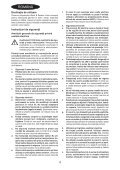 BlackandDecker Martello Ruotante- Kd975 - Type 1 - Instruction Manual (Romania) - Page 4
