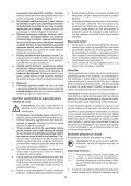 BlackandDecker Martello Ruotante- Kd975 - Type 1 - Instruction Manual (Romania) - Page 5