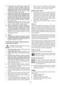 BlackandDecker Martello Ruotante- Kd985 - Type 2 - Instruction Manual (Czech) - Page 5