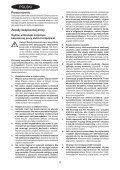 BlackandDecker Martello Ruotante- Kd860 - Type 1 - Instruction Manual (Polonia) - Page 4