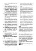 BlackandDecker Martello Ruotante- Kd860 - Type 1 - Instruction Manual (Polonia) - Page 5