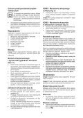 BlackandDecker Martello Ruotante- Kd860 - Type 1 - Instruction Manual (Polonia) - Page 6