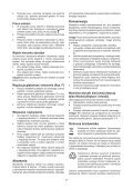 BlackandDecker Martello Ruotante- Kd860 - Type 1 - Instruction Manual (Polonia) - Page 7