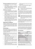BlackandDecker Trapano Percuss Rot- Kd750 - Type 1 - Instruction Manual (Polonia) - Page 6