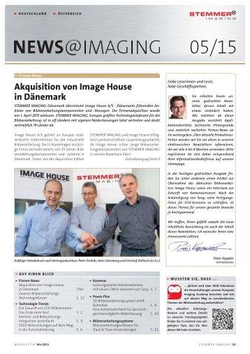 Newsletter | DE | 2015-05