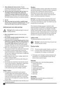 BlackandDecker Martello Ruotante- Kd975 - Type 1 - Instruction Manual (Inglese) - Page 6