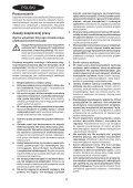 BlackandDecker Martello Ruotante- Kd975 - Type 2 - Instruction Manual (Polonia) - Page 4