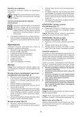 BlackandDecker Martello Ruotante- Kd975 - Type 2 - Instruction Manual (Polonia) - Page 6