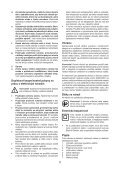 BlackandDecker Martello Ruotante- Kd885 - Type 1 - Instruction Manual (Slovacco) - Page 5