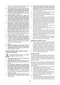 BlackandDecker Martello Ruotante- Kd1250k - Type 1 - Instruction Manual (Slovacco) - Page 5