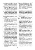 BlackandDecker Martello Ruotante- Kd1001k - Type 3 - Instruction Manual (Czech) - Page 5