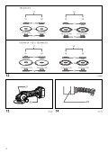 Makita SMERIGLIATRICE ANGOLARE 115mm 4,0Ah - DGA452 - Manuale Istruzioni - Page 4