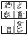 Makita ASPIRATORE - VC3211MX1 - Manuale Istruzioni - Page 3