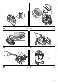 Makita ASPIRATORE - VC3211MX1 - Manuale Istruzioni - Page 5