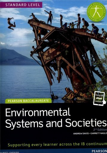 9781447990420, Environmental Systems and Societies 2nd Edition textbook + eText bundle