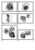 Makita ASPIRATORE - VC3211HX1 - Manuale Istruzioni - Page 4