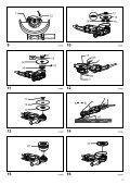 Makita SMERIGLIATRICE ANGOLARE 230mm - GA9040R - Manuale Istruzioni - Page 3