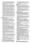 Makita SMERIGLIATRICE ANGOLARE 230mm - GA9040R - Manuale Istruzioni - Page 7