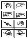 Makita SMERIGLIATRICE ANGOLARE150mm - GA6020 - Manuale Istruzioni - Page 2