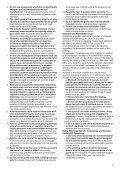 Makita SMERIGLIATRICE ANGOLARE 115mm - GA4530 - Manuale Istruzioni - Page 5