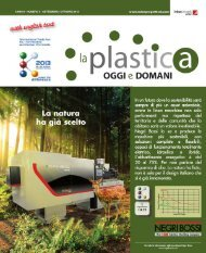 La Plastica Oggie e Domani 3 2013