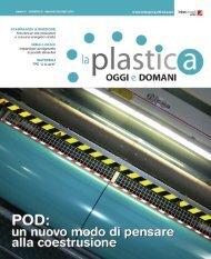 La Plastica Oggi e Domani 2 2015