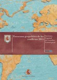 Panorama geopolítico de los conflictos 2015