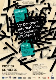 ORLEANS CONCOURS INTERNATIONAL
