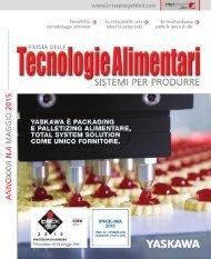 Tecnologie Alimentari 4 2015