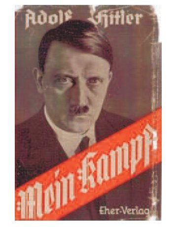 Adolf Hitler - Mein Kampf - German (1)
