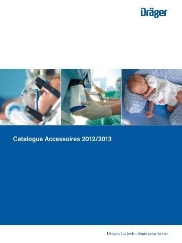 catalogue Accessoires 2012/2013