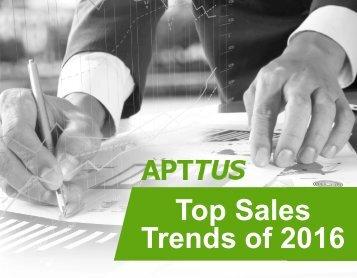 Trends of 2016