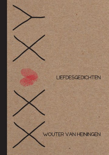 XX-XY Liefdesgedichten door Wouter van Heiningen