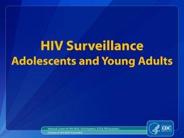HIV Surveillance