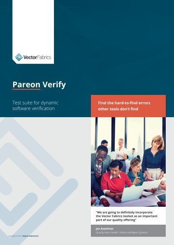 Pareon Verify