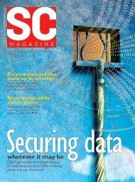 Securing data