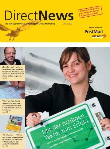 Wir - Die Schweizerische Post