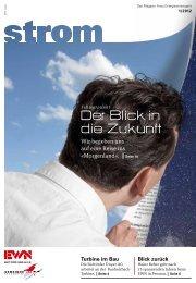 nächste Etappe – Turbinenbau im Südtirol - EWN