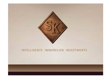INTELLIGENTE IMMOBILIEN INVESTMENTS - Pens