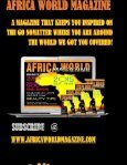 AFRICA WORLD MAGAZINE- WINTER ISSUE 2016 - Page 2